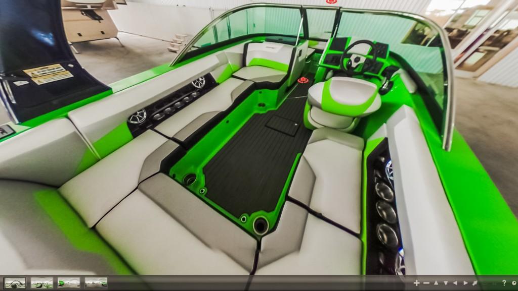 interactive boat 360