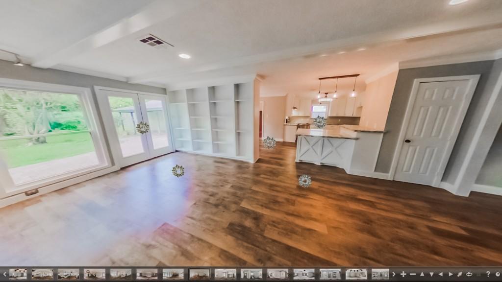 AE Access house interactive 360 virtual tour houston